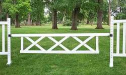 10' x 2' Triple X Gate Horse Jumps